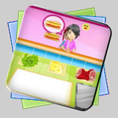 Breakfast Sandwich Shop игра