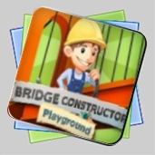 BRIDGE CONSTRUCTOR: Playground игра