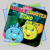 Bubble Shooter Dino игра