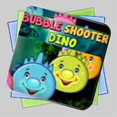 Bubble Shooter Dino игра