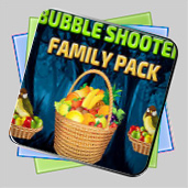 Bubble Shooter Family Pack игра