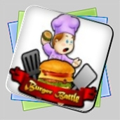 Burger Battle игра