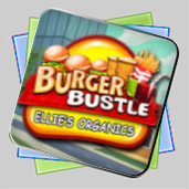 Burger Bustle: Ellie's Organics игра