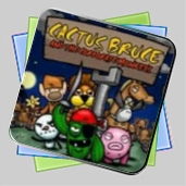 Cactus Bruce & the Corporate Monkeys игра