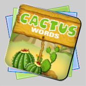 Cactus Words игра