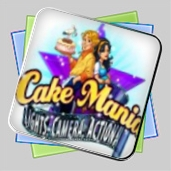Cake Mania: Lights, Camera, Action! игра