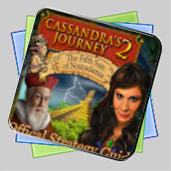 Cassandra's Journey 2: The Fifth Sun of Nostradamus Strategy Guide игра