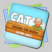 Cat Around The World: Alpine Lakes игра