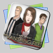 Cate West: The Vanishing Files игра