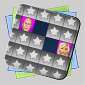 Celebrity Memory игра