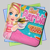 Chef Barbie. Chicken Ramen игра