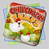 Chicken Jumps игра