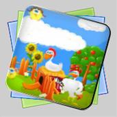 Chicken's Flying School игра