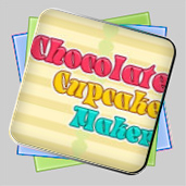Chocolate Cupcake Maker игра