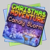 Christmas Adventure: Candy Storm игра