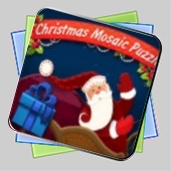 Christmas Mosaic Puzzle игра