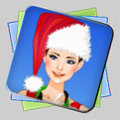 Christmas Pop Star Dress Up игра
