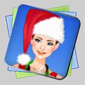 Christmas Pop Star Dress Up игра