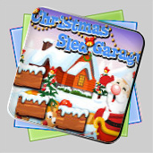 Christmas Sledge Garage игра