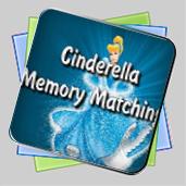 Cinderella. Memory Matching игра