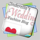 Cinderella Wedding Fashion Blogger игра