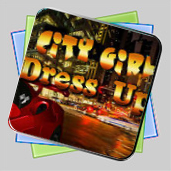 City Girl DressUp игра
