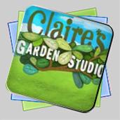 Claire's Garden Studio Deluxe игра