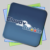 Cloudy Bubbles игра