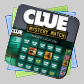 Clue Mystery Match игра