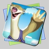 Ice Age 4: Clueless Ice Sloth игра