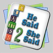 Clutter II: He Said, She Said игра