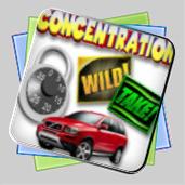 Concentration игра