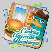 Cooking American Hamburger игра