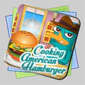 Cooking American Hamburger игра