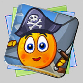 Cover Orange Journey: Pirates игра