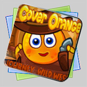 Cover Orange Journey. Wild West игра
