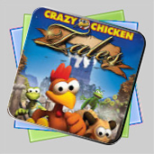 Crazy Chicken Tales игра