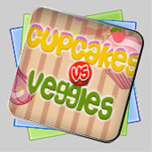 Cupcakes VS Veggies игра