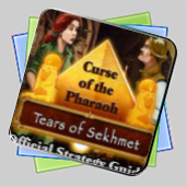 Curse of the Pharaoh: Tears of Sekhmet Strategy Guide игра
