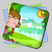 Cute Fruit Match игра