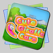Cute Giraffe Care игра