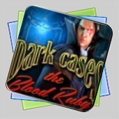 Dark Cases: The Blood Ruby игра