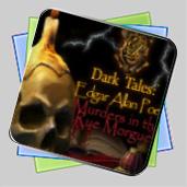 Dark Tales: Edgar Allan Poe`s Murders in the Rue Morgue Collector`s Edition игра