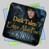 Темные истории. Эдгар Аллан По. Ленор. Коллекционное издание игра