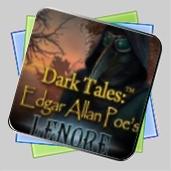 Темные истории. Эдгар Аллан По. Ленор игра