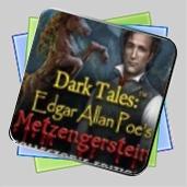 Темные истории. Эдгар Аллан По. Метценгерштейн. Коллекционное издание игра