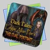 Dark Tales: Edgar Allan Poe's The Oval Portrait Collector's Edition игра
