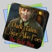 Dark Tales: Edgar Allan Poe's The Gold Bug игра