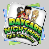 Daycare Nightmare: Mini-Monsters игра