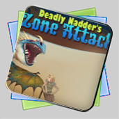How to Train Your Dragon: Deadly Nadder's Zone Attack игра